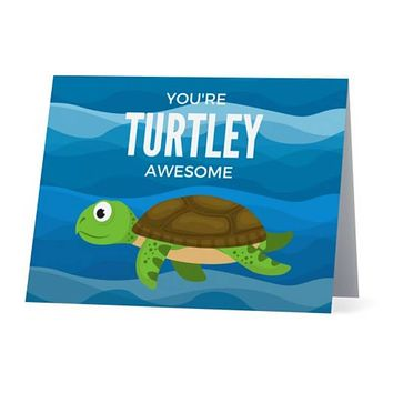 You're Turtley Awesome