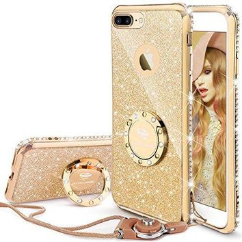 Best Bling Diamond Fashion Phone Case for iPhone 7 Plus iPhone 8 Plus