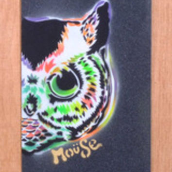 MOUSE OWL HAND SPRAYED GRIP TAPE