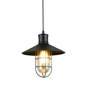 LNC Cage Hanging Pendant Lighting