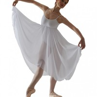 Capezio Camisole Empire Dress | Dance Dresses | Capezio | Capezio