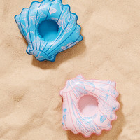 Shell Drink Holder Pool Float Set | Urban Outfitters