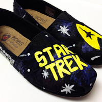 Star Trek Shoes