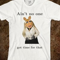 Ain't no one got time for that - simplebills
