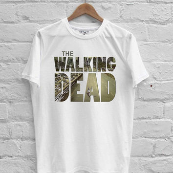 The Walking Dead T-shirt Men, Women Youth and Toddler