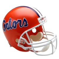 Riddell Florida Gators Collectible Replica Helmet (Orange)