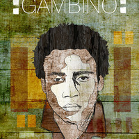 Childish Gambino Poster - Limited Edition of 100
