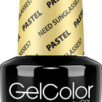 OPI GelColor - Need Sunglasses   0.5 oz - #GC104