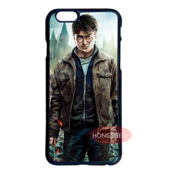 Harry Potter Cover Case for LG G2 G3 G4 iPhone 4S 5S 5C 6 6S 7 Plus iPod 5 Samsung Note 2 3 4 5 S3 S4 S5 Mini S6 S7 Edge Plus #Z