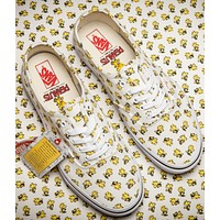 VANS X PEANUTS yellow Casual shoes