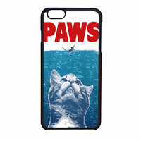 Paws Cat And Mouse iPhone 6 Case