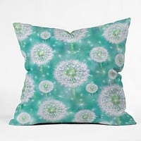 Lisa Argyropoulos Wishes Throw Pillow