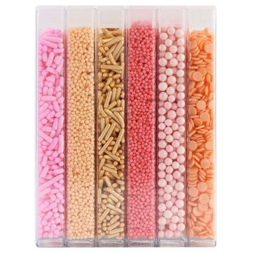 Peach Bellini Sprinkle Assortment