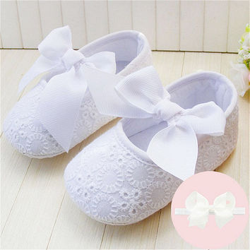 Spring Soft Sole Girl Baby Shoes Baby Clothing