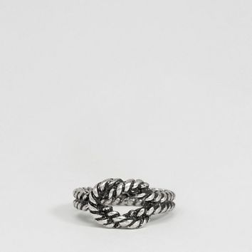 ASOS Infinity Ring at asos.com