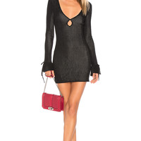 ale by alessandra Nova Sweater Dress in Black | REVOLVE
