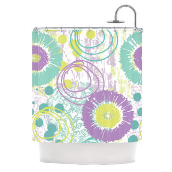 Shop Purple And Teal Shower Curtains on Wanelo