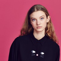 Lazy Oaf Panther Shirt - Everything - Categories - Womens