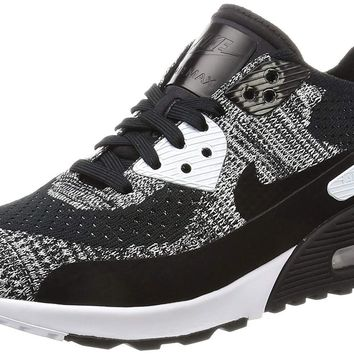NIKE Women s Air Max 90 Ultra 2.0 Flyknit Casual Shoe eaaa691dd