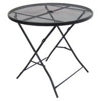 Treshold™ Steel Folding Patio Table - 32""