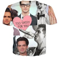 Brendon Urie Collage Shirt