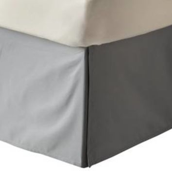 Solid Bedskirt - Room Essentials™ : Target