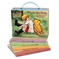 Winnie the Pooh Carrycase, Assorted Sets of Books
