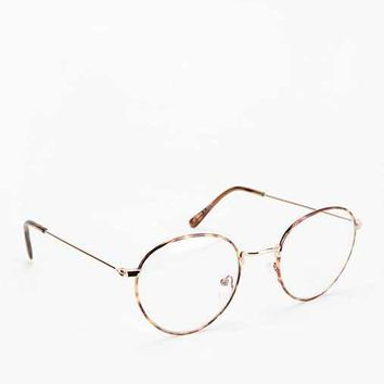 Collegiate Skinny Round Readers- Brown One