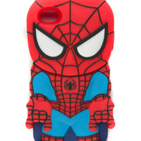 SPIDERMAN IPHONE CASE - 4/4s