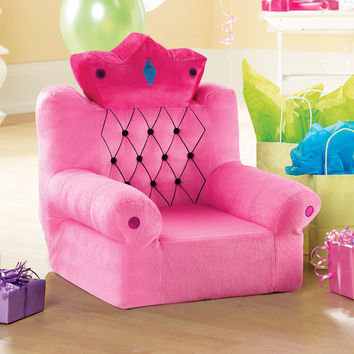 Pink Princess Throne