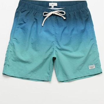 CREYONDI5 Modern Amusement Dip Spray 17' Swim Trunks