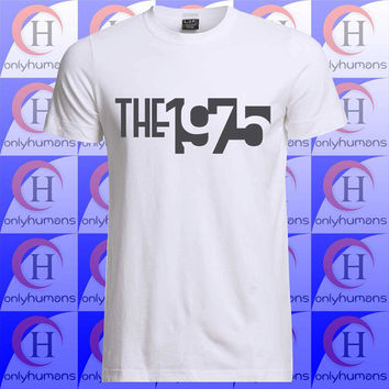 The 1975 Band Poster, the 1975 shirt, the 1975 tshirt, the 1975 clothing, Unisex Tshirt Adult (S,M,L,XL,XXL,XXXL), Funny T shirt