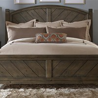 833-BR Modern Country Bedroom