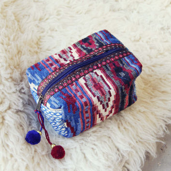 Fall Fable Make-up Bag