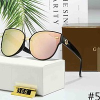 GUCCI New trendy men and women with the same trend cool mirror F-A-SDYJ #5