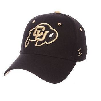 Licensed Colorado Buffaloes Official NCAA ZH X-Small Hat Cap by Zephyr 582497 KO_19_1