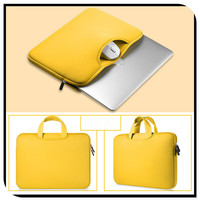 Colors Men woman laptop case 11 12 13 15 inch Laptop Bag Sleeve Notebook Sleeve Bag Case briefcase For Macbook Pro Air