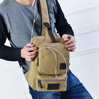 Sling Messenger Crossbody Bags