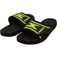 Licensed Sports Jamaica Country Slide Sandals KO_20_2