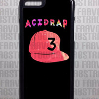 Chance the rapper Acidrap Phone Case For Iphone 6 iphone7 cover case