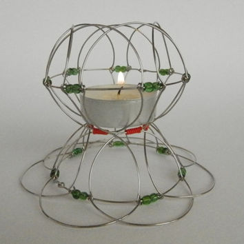 Candle holder for birthday, accessory for birthday, handmade decor for birthday.