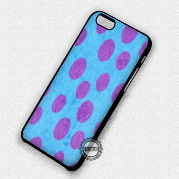 Monster Inc Sulley - iPhone 7 Plus 6 SE 5 Cases & Covers