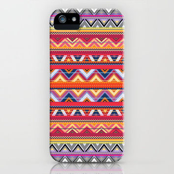 Aztec #6 iPhone Case by Ornaart | Society6
