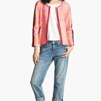 Elizabeth and James 'Jayne' Linen Jacket | Nordstrom