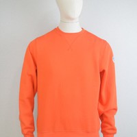 North Sails AW17 Lowell Sweat in Bright Orange