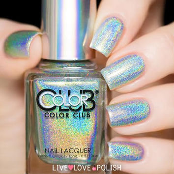 Color Club Just My Luck Nail Polish (2015 Halo Hues Collection)