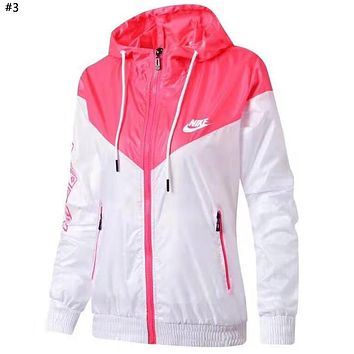 NIKE 2019 new thin section breathable anti-fall women's sun protection clothing #3