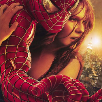 Spider-Man 2 11x17 Movie Poster (2004)