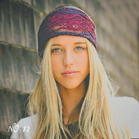 Gypsy Lace Headwrap