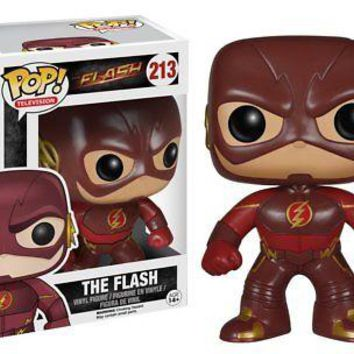 Funko Pop TV: The Flash Vinyl Figure